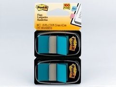 Banderitas Post It 2.54x43.2mm Blister X100 Varios Colores