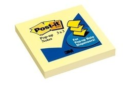 Notas Adhesivas Post It Pop Up R330 76x76mm X100hs P/dispens - comprar online