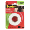 Cinta Montaje Scotch 114P Bifaz (Indoor) 25,4MM X 1.27MTS