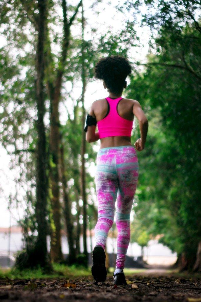 f761c9dd2 ... Legging Academia Fitness Colorida (Rosa/Pink) Mega Promoção!!! 1