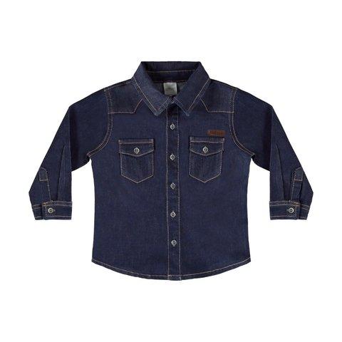 9ca3fa8e2a Camisa jeans Camisa jeans - comprar online ...