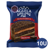 Alfajor Aguila Brownie 74g X10u