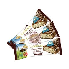 Barritas De Arroz Lulemuu Chocolate X 20u