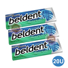 Chicles Beldent Mentol Turbo X 20 Unidades