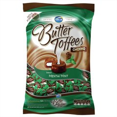 Caramelo Masticable Butter toffee Menta X957gr