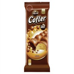 Chocolate Cofler Aireado Mixto X100g