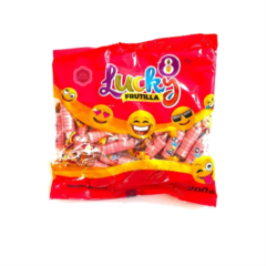 Pastillas Rojas Lucky Mini 8 X200g