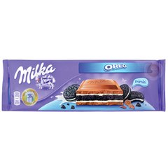 Chocolate Milka Oreo 300grs