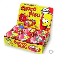 Moneda de chocolate Simpsons Felfort 60 u
