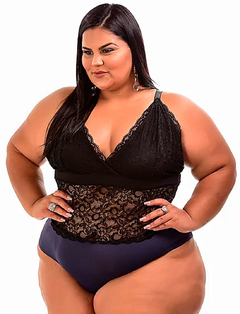 Tangão Light Plus Size - Divas Plus