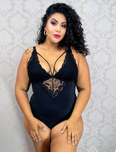 Body Modelador Luara Plus Size