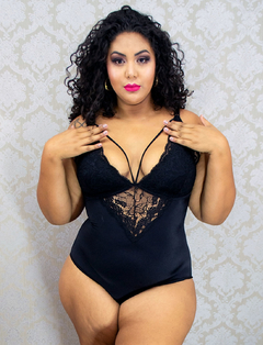 Imagem do Body Modelador Luara Plus Size
