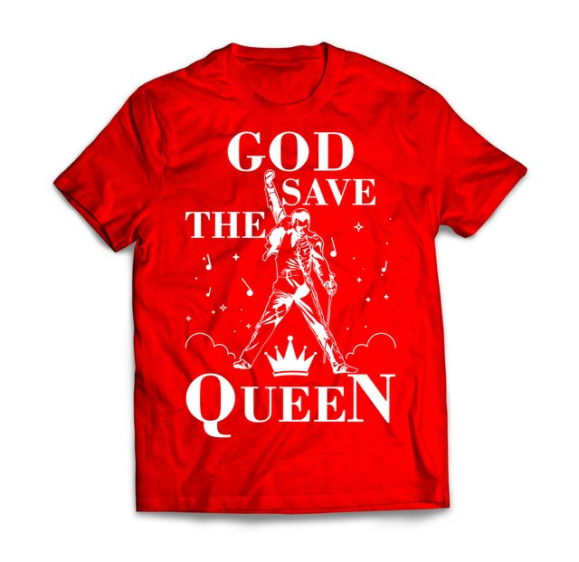 God Save The Queen - Diva Depressão
