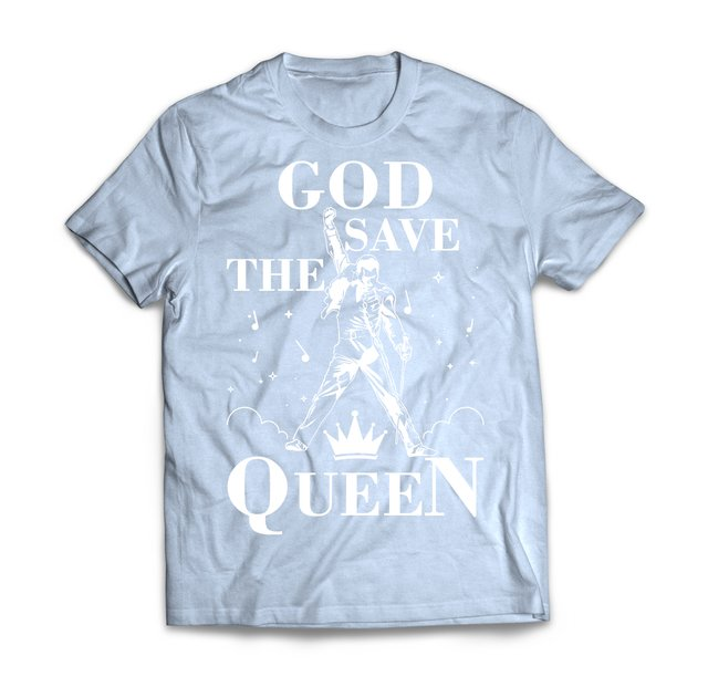 God Save The Queen - loja online