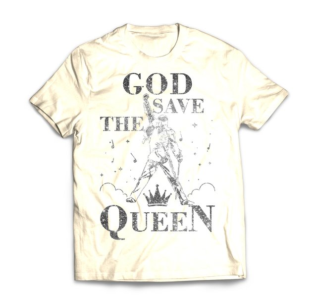 God Save The Queen Silver - comprar online
