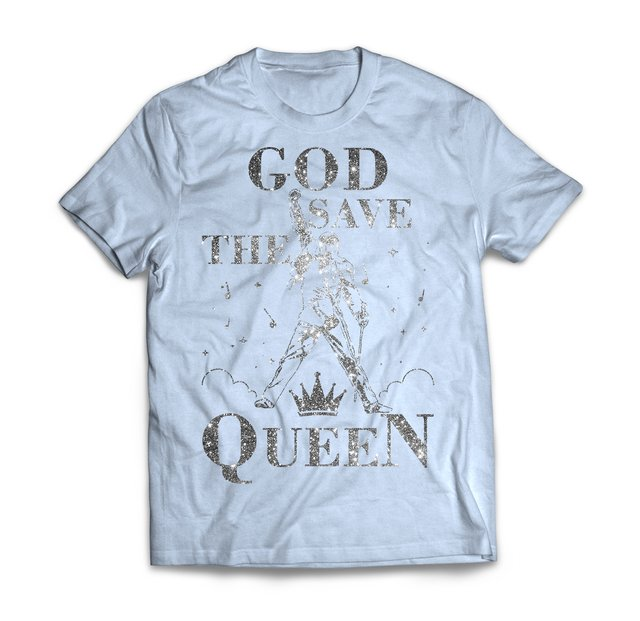 God Save The Queen Silver - loja online