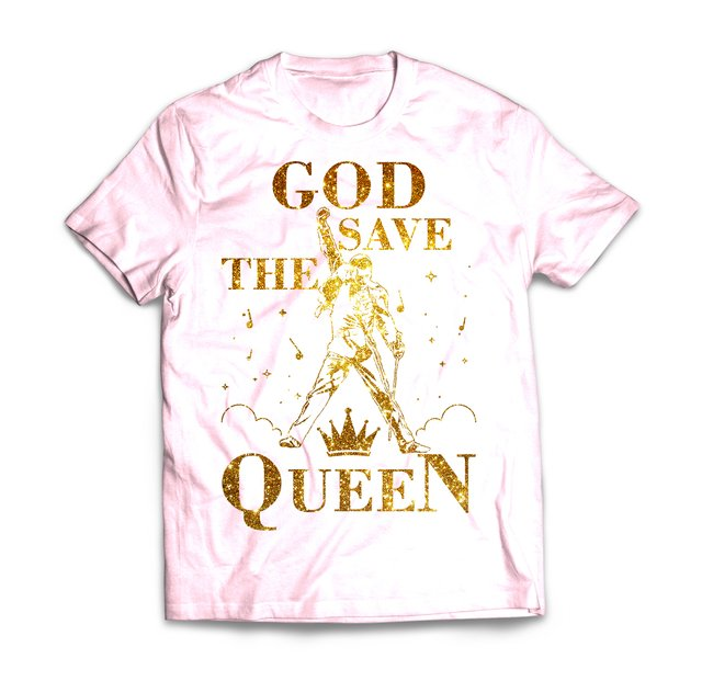 God Save The Queen Gold na internet