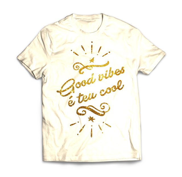 Good Vibes Gold - comprar online