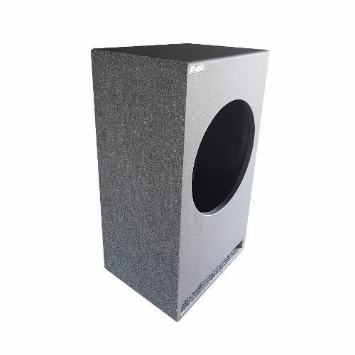 Caixa P/ Destroyer 1200w Woofer Duto Régua Mdf-18mm 73 Litro na internet