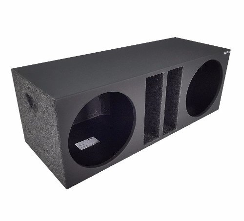 Caixa 2 X 12 Hard Power Hp600s Duto Régua Mdf-18mm 84 Litros na internet