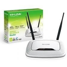 ROTEADOR WIRELESS TP-LINK TL-WR841ND 300MBPS 2 ANT