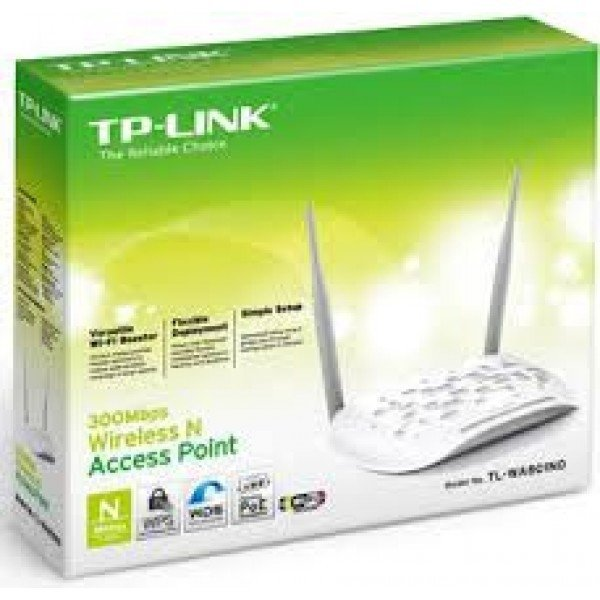 ROTEADOR WIRELESS AP TP-LINK TL-WA901ND 300MBPS 3