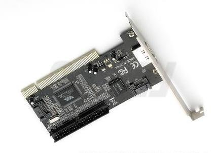 PLACA PCI FEASSO FPST-SERIAL ATA E-SATA IDE