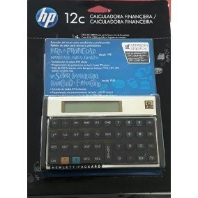 CALCULADORA HP 12C PORTUGUES