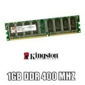 MEMORIA DDR1 1GB PC400 KINGSTON