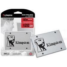 HD SSD SATA3  120GB 2.5 KINGSTON SUV400S37/120G