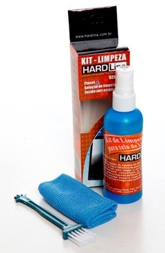 KIT LIMPEZA HARD LINE