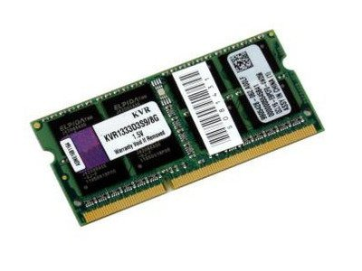 NB MEMORIA DDR3 8GB 1333MHZ KINGSTON