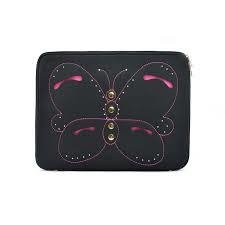 CASE ANTICHOQUE NOTEBOOK 10 FANTASY BUTTERFLY