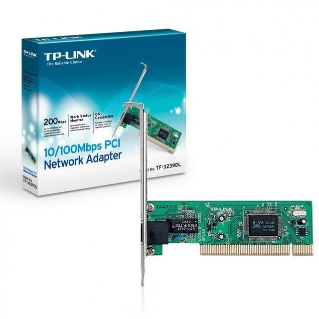 REDE NE PCI TP-LINK TF-3239DL