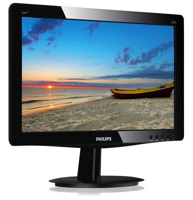 MONITOR 15,6 LED PHILIPS 166V3LSB