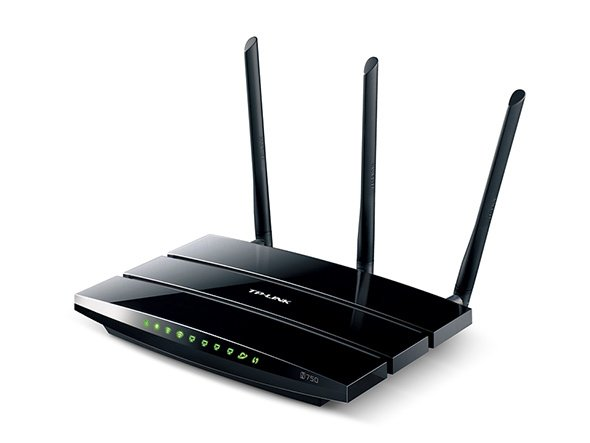 ROTEADOR WIRELESS TP-LINK TLWDR4300 DUAL BAND 750M