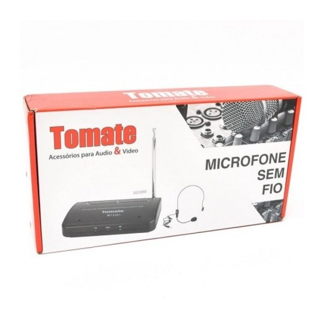 MICROFONE S/ FIO PC/NOTE/NETPHONE TOMATE