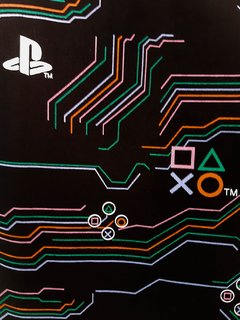 estampa playstation