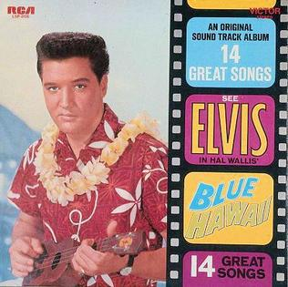 Elvis Presley Hawaii Album