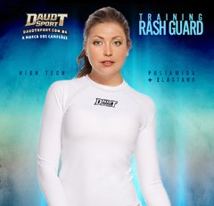 Imagem do Rash Guard DAUDTSPORT Manga Longa