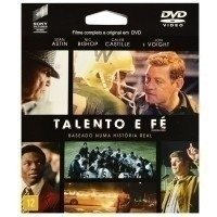 DVD Filme Talento e Fé | Woodlawn (e-pack)