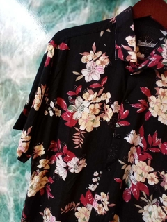 CAMISA FLORES TROPICAL en internet