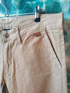 PANTALON CORTE CHINO DREAD - Homero young wear