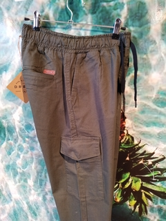PANTALÓN JOOGER CARGO DREAD - Homero young wear