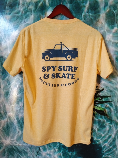 REMERA PICK UP SPY