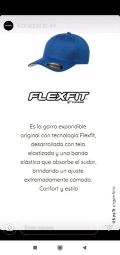 Cap FLEXFIT SPY - Homero young wear