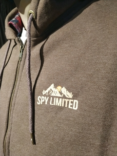 CAMPERA THOMPSON SPY - Homero young wear