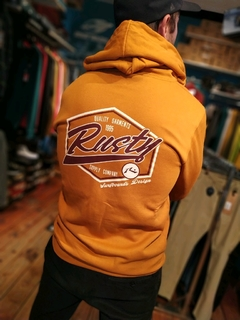 CAMPERA CANGURO RUSTY - Homero young wear