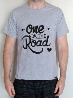Camiseta Arctic Monkeys - One for the Road