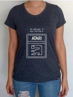 Baby-look Atari - E.T. the Extra-Terrestrial Conspiracy